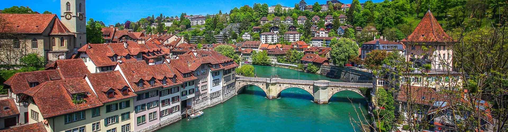 Bern – Hostels in Bern. Karten für Bern. Fotos und Bewertungen für jedes Hostel in Bern.