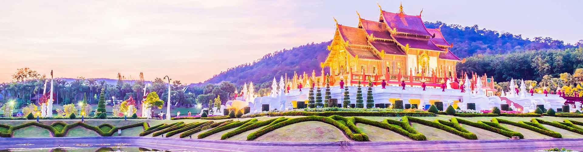 Chiang Mai – Hostels in Chiang Mai. Chiang Mai auf der Karte. Fotos und Bewertungen für jedes Hostel in Chiang Mai.