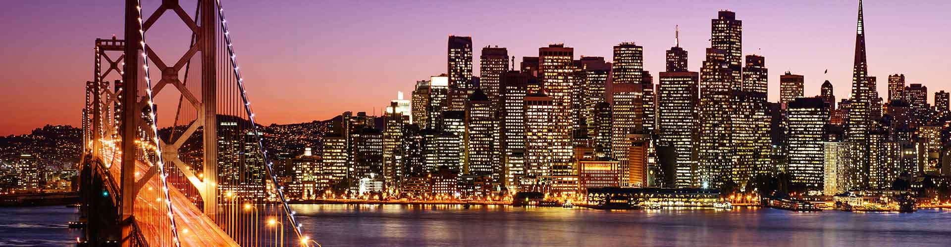 San Francisco – Hostels in San Francisco. San Francisco auf der Karte. Fotos und Bewertungen für jedes Hostel in San Francisco.
