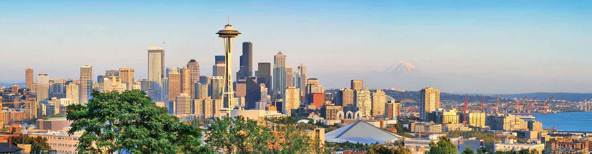 Seattle – Hostels in Seattle. Karten für Seattle. Fotos und Bewertungen für jedes Hostel in Seattle.