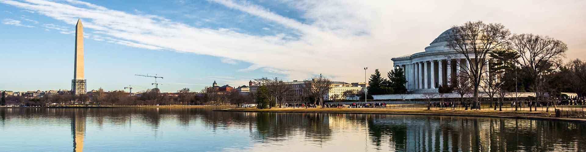 Washington – Hostels in Washington. Washington auf der Karte. Fotos und Bewertungen für jedes Hostel in Washington.