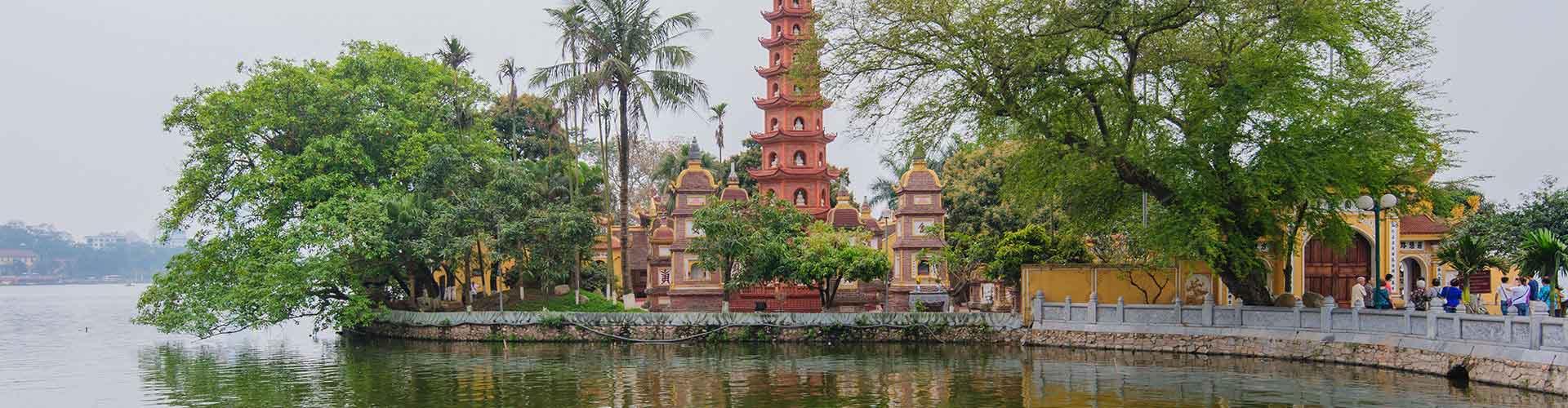 Hanoi – Hostels in Hanoi. Karten für Hanoi. Fotos und Bewertungen für jedes Hostel in Hanoi.