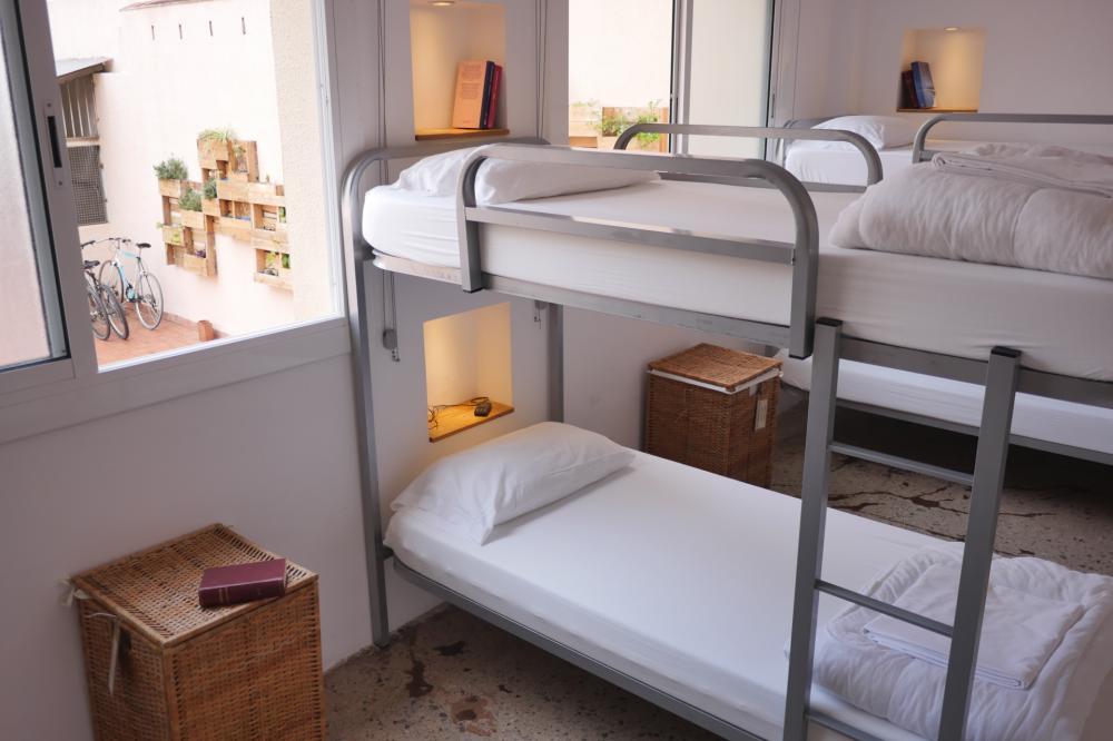Gemischter Schlafsaal mit 8 Betten