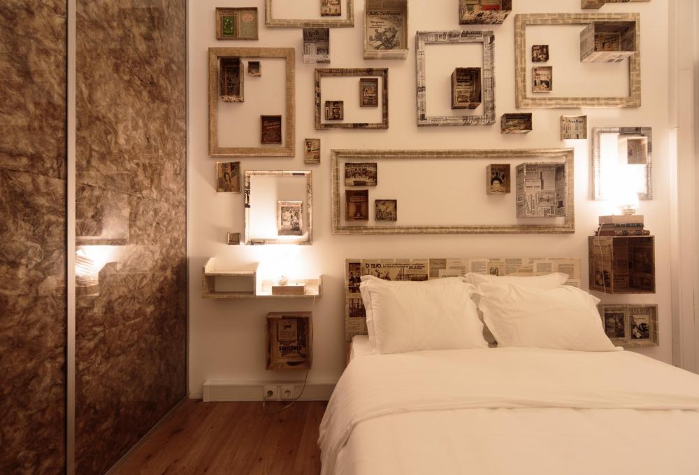 Ein gemütliches Zimmer, für alle die noch ein wenig Inspiration für ihre weitere Reise suchen.
