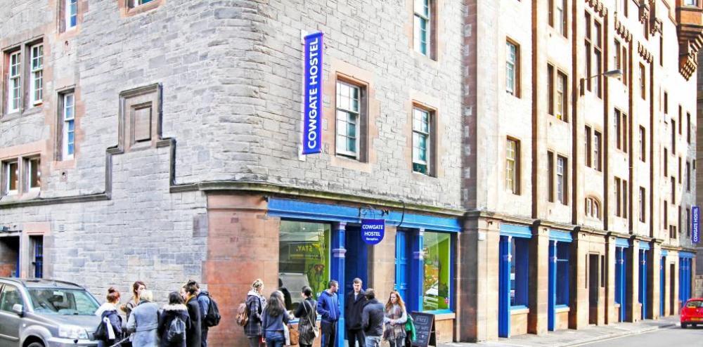 Tolle Lage, direkt im Herzen von Edinburgh