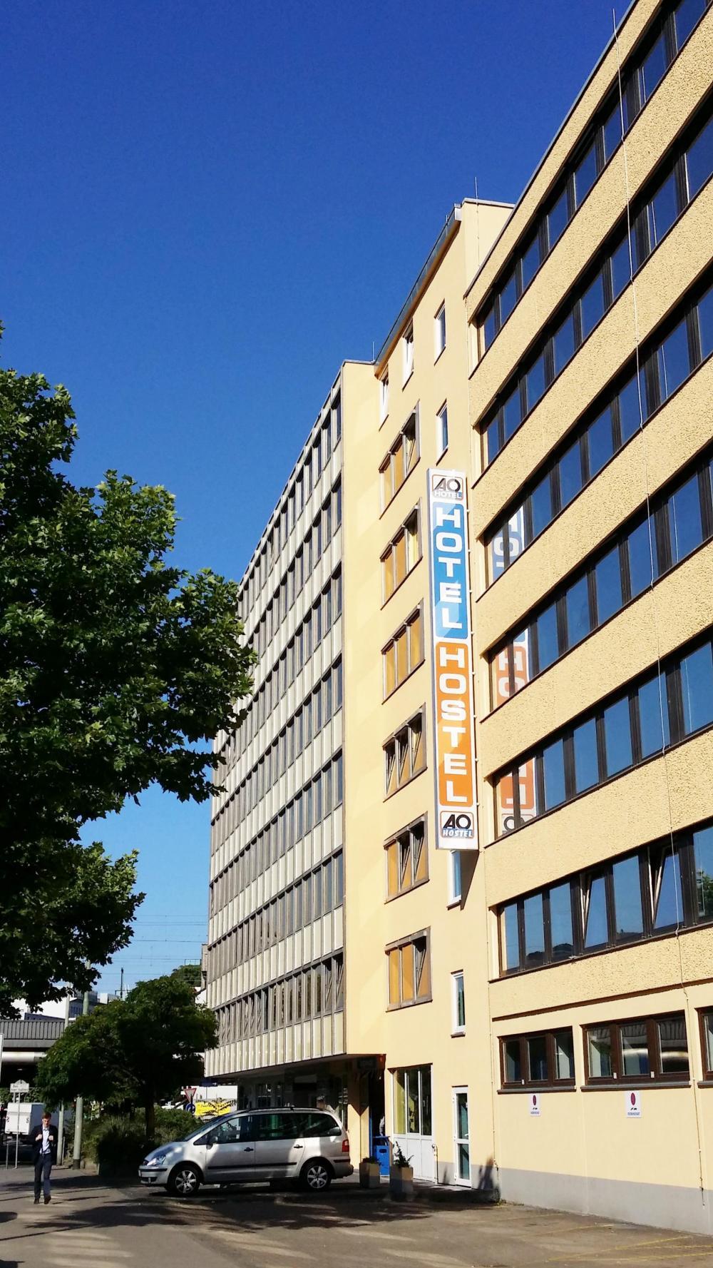 A&O Frankfurt Galluswarte Hostel - Herbergen.com