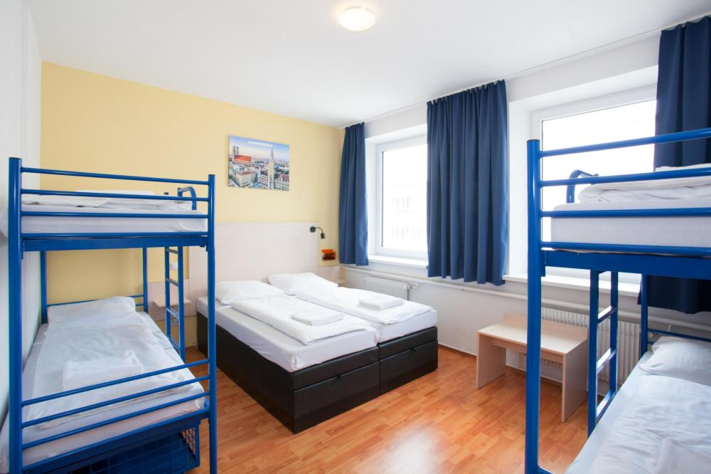 A&O München Laim Familienzimmer