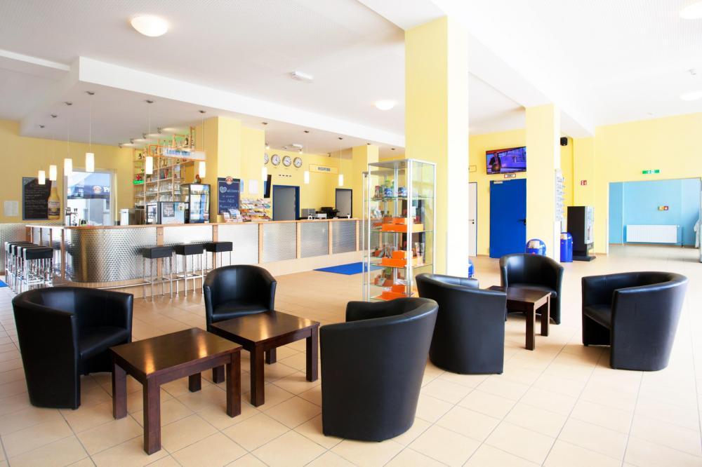 A&O München Laim Hostel Lobby