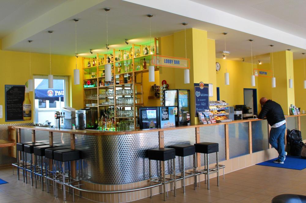 A&O München Laim Lobby Bar