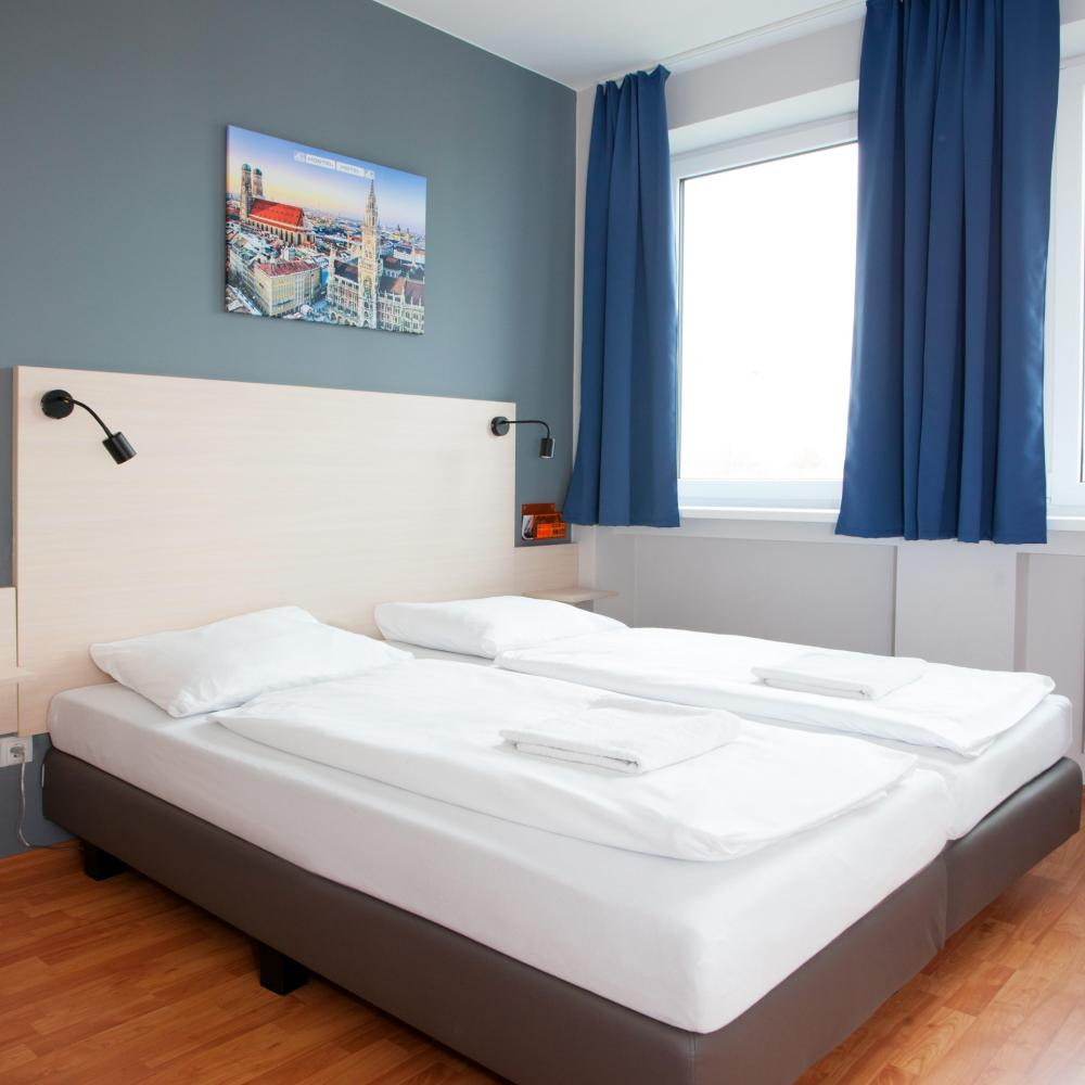 A&O München Laim Hostel Doppelzimmer
