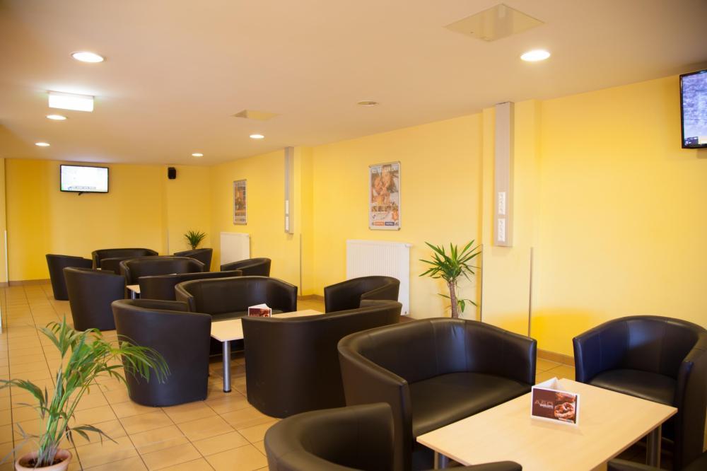 A&O Wien HB Hostel Lobby