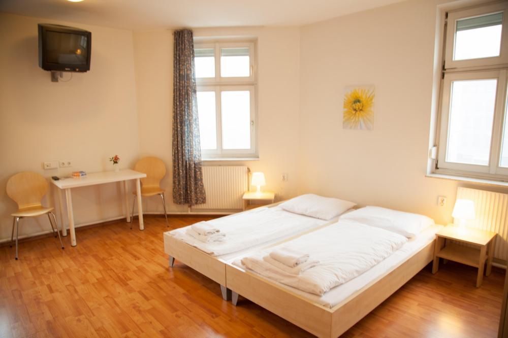 A&O Wien Stadthalle Hostel Doppelzimmer