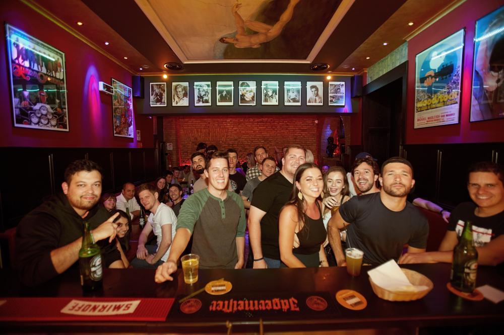 Bar-Veranstaltung