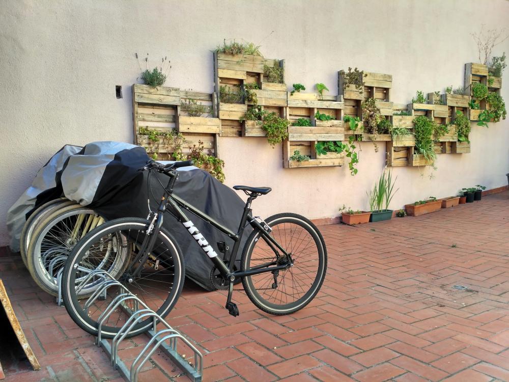 Sicheres Fahrradparken