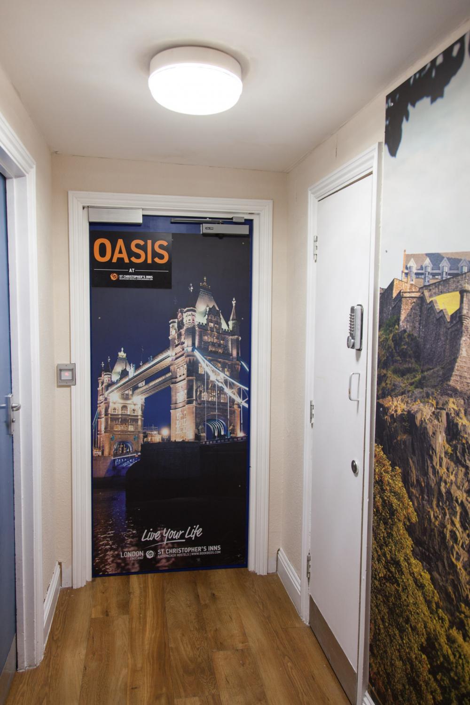 St Christopher's Inns: The Oasis, London Bridge