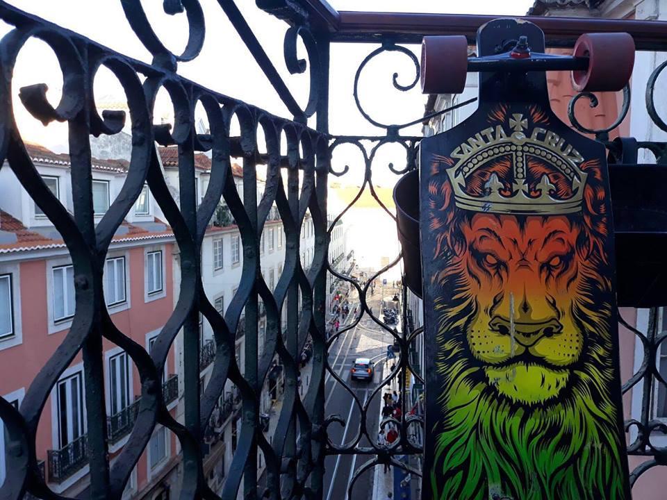 Details, Balkon