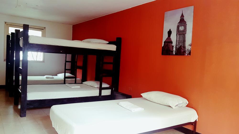 Gemischter Schlafsaal mit 5 Betten