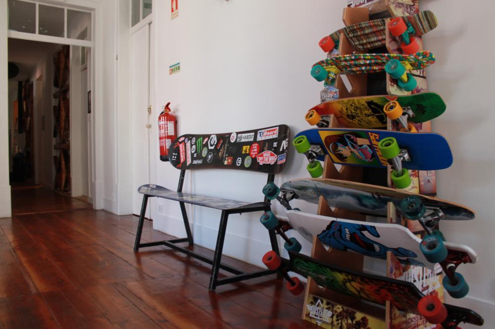 Skater und Longboards kostenlos zum ausleihen