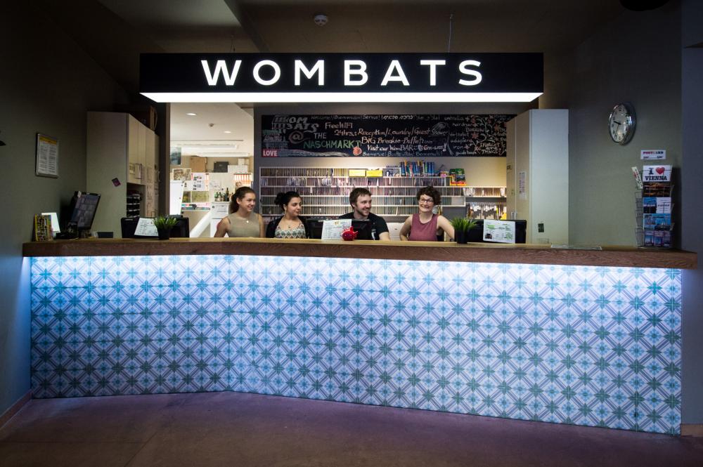 Wombat's CITY Hostels Wien - Der Naschmarkt