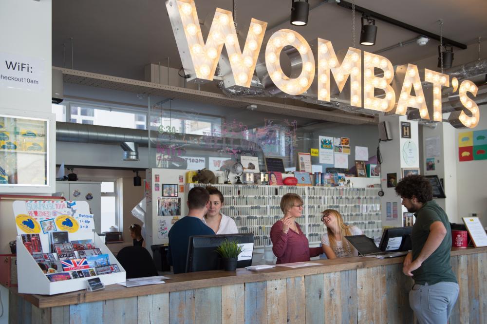 Wombats CITY Hostel - London