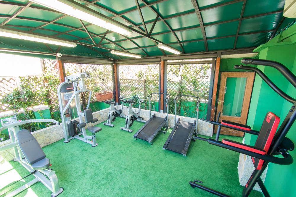 Fitnessraum (kostenlos)