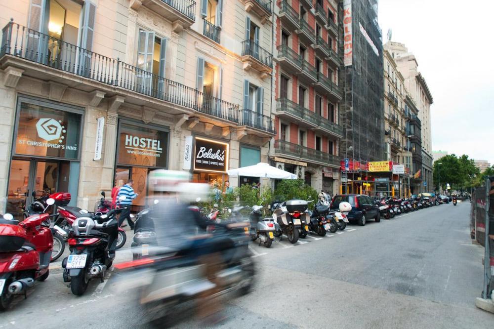St Christopher's Inn, Barcelona