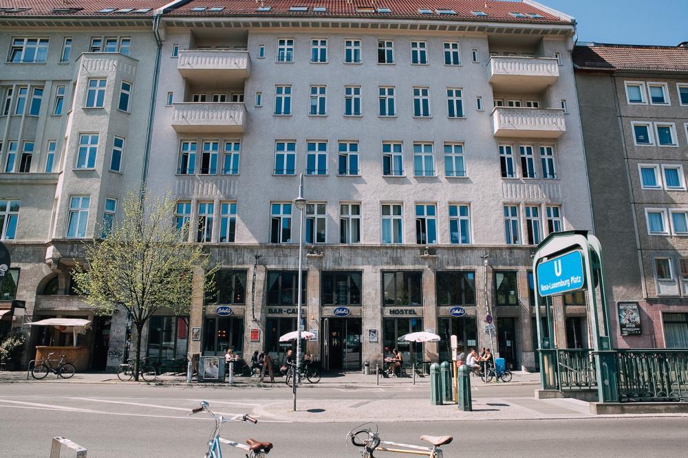 St Christopher's Inn: Berlin
