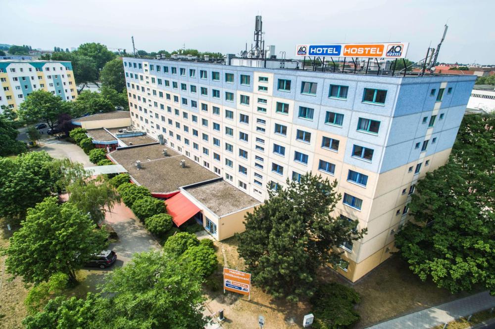 Hostelgebäude