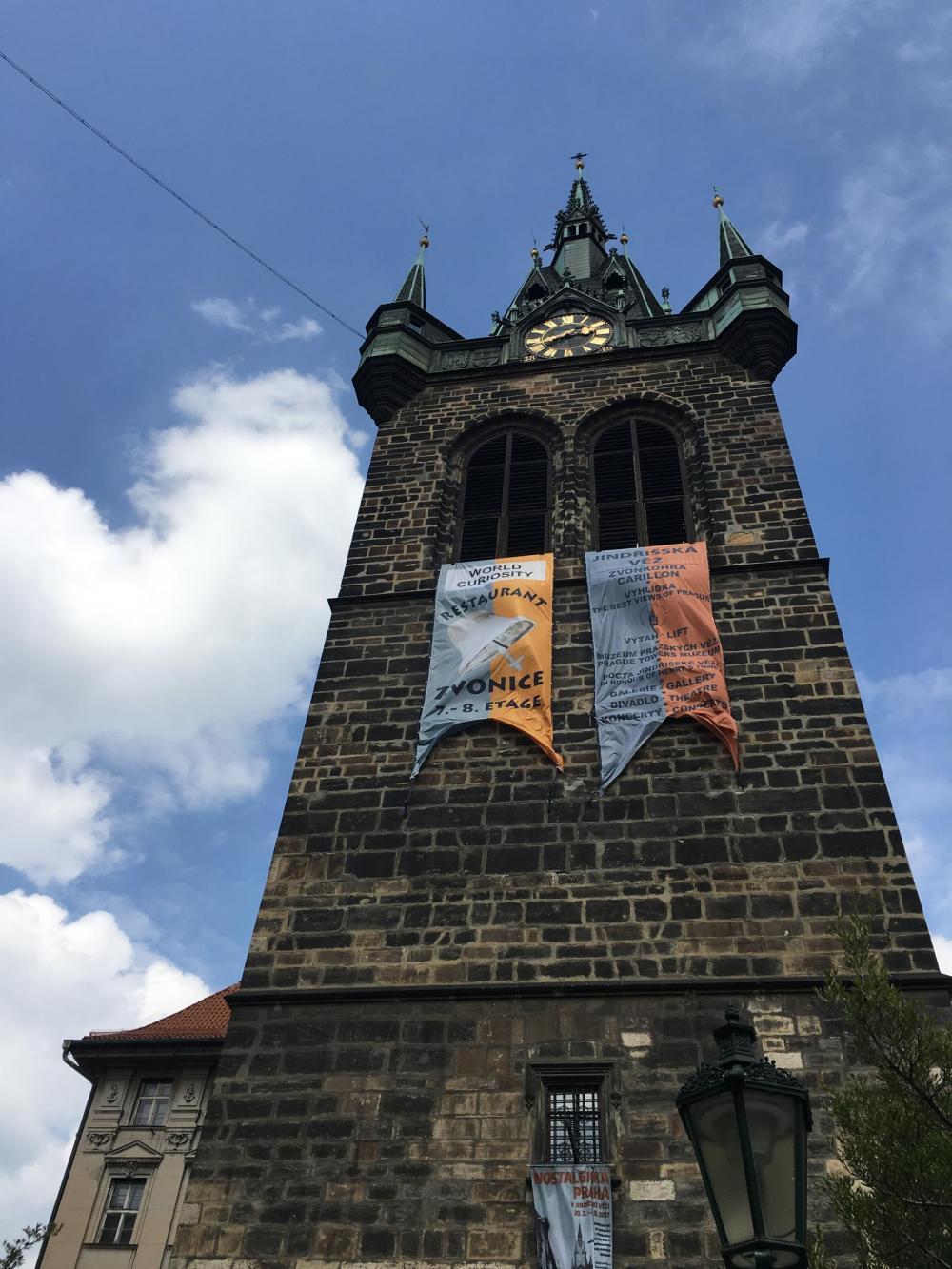Jindrissska Turm