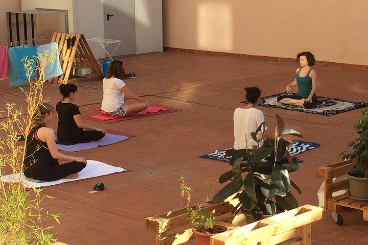 JAM Hostel Yoga