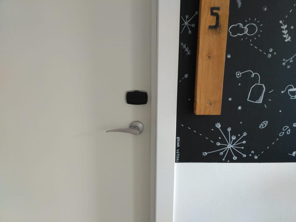 Zugang mit Schlüsselkarte