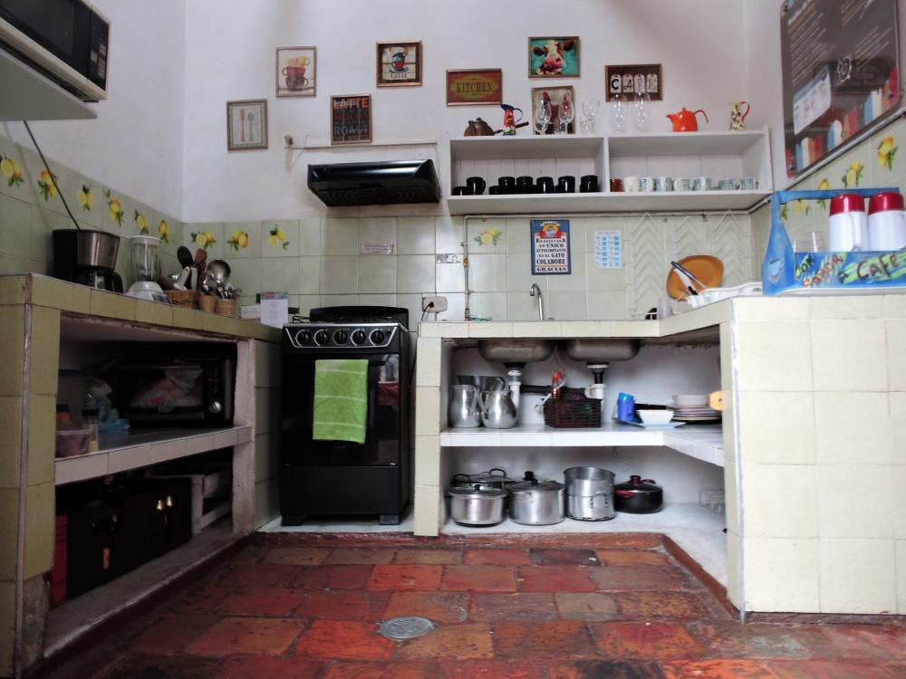 Unsere Küche wartet auf dich