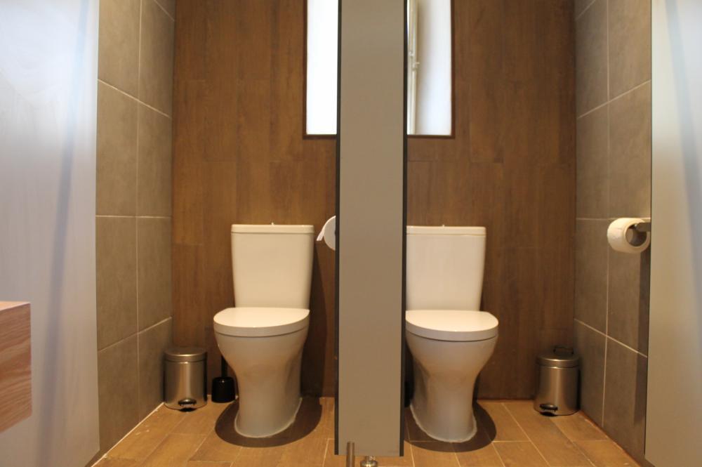 Toilette Männer