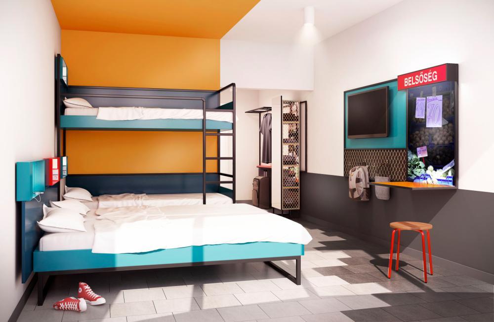 2 + 2 Zimmer