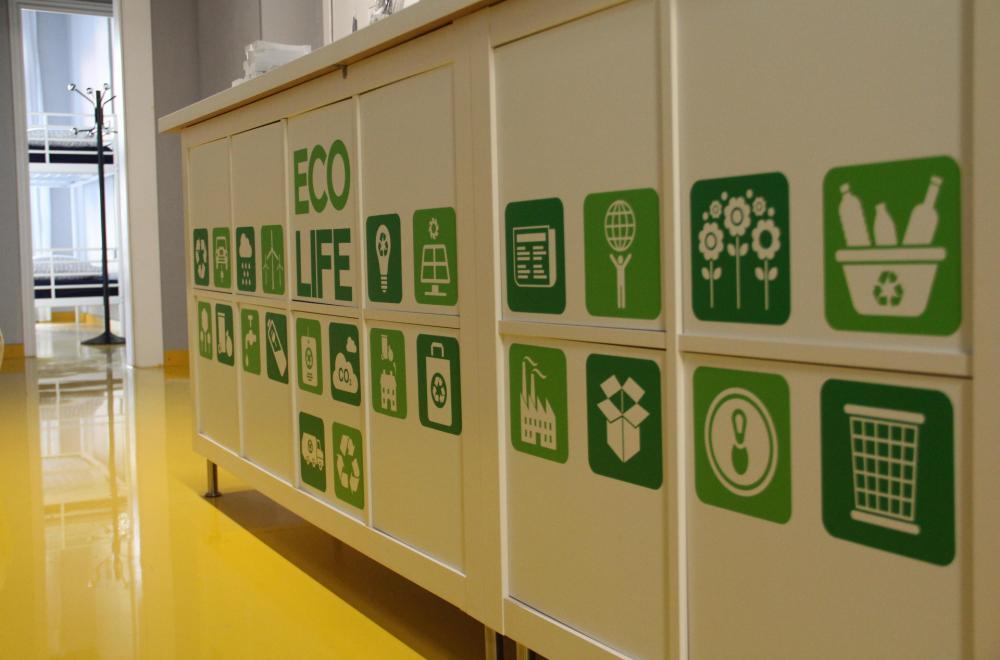 Sleep Green - Certified Eco Youth Hostel