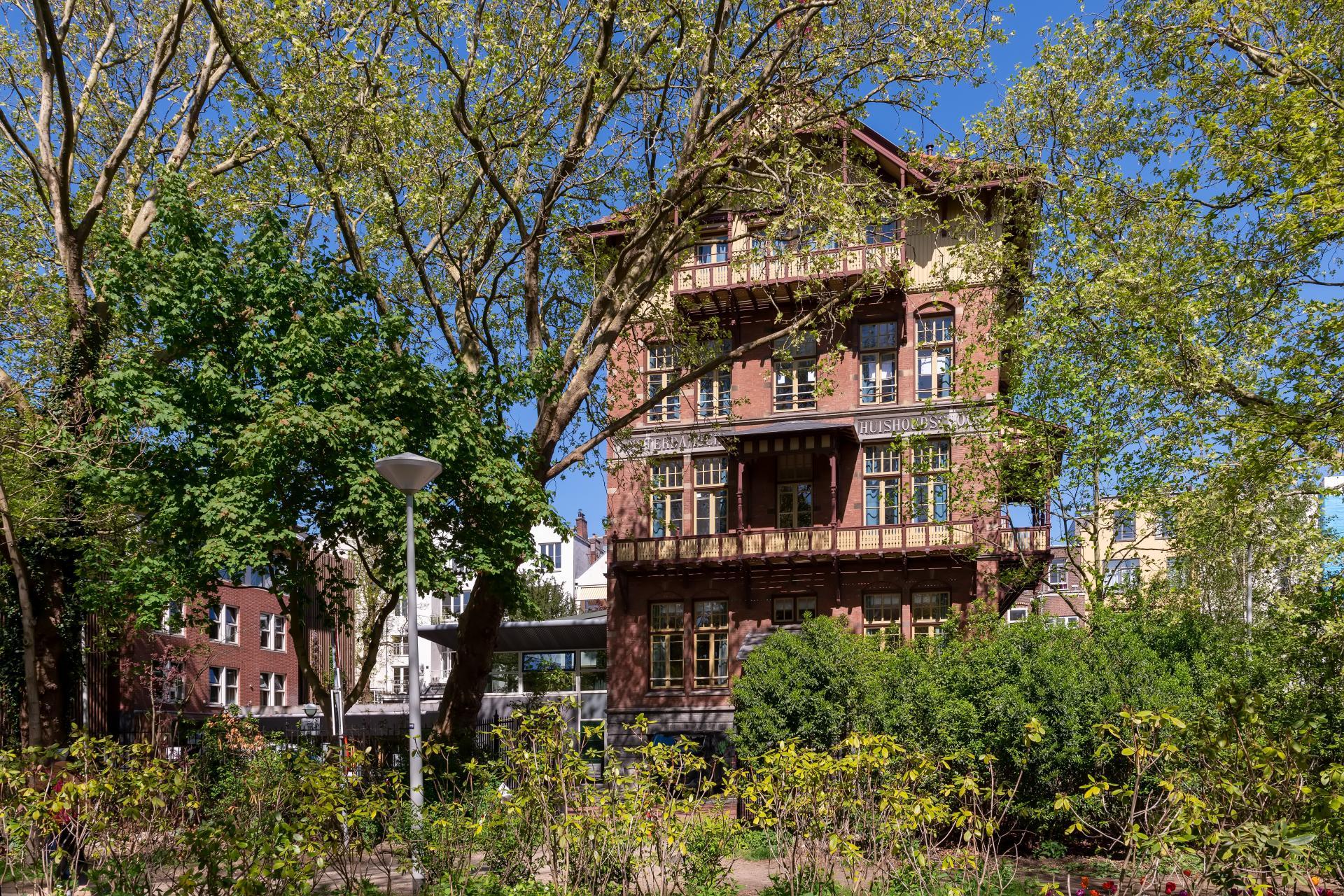 Hostel Stayokay Amsterdam Vondelpark