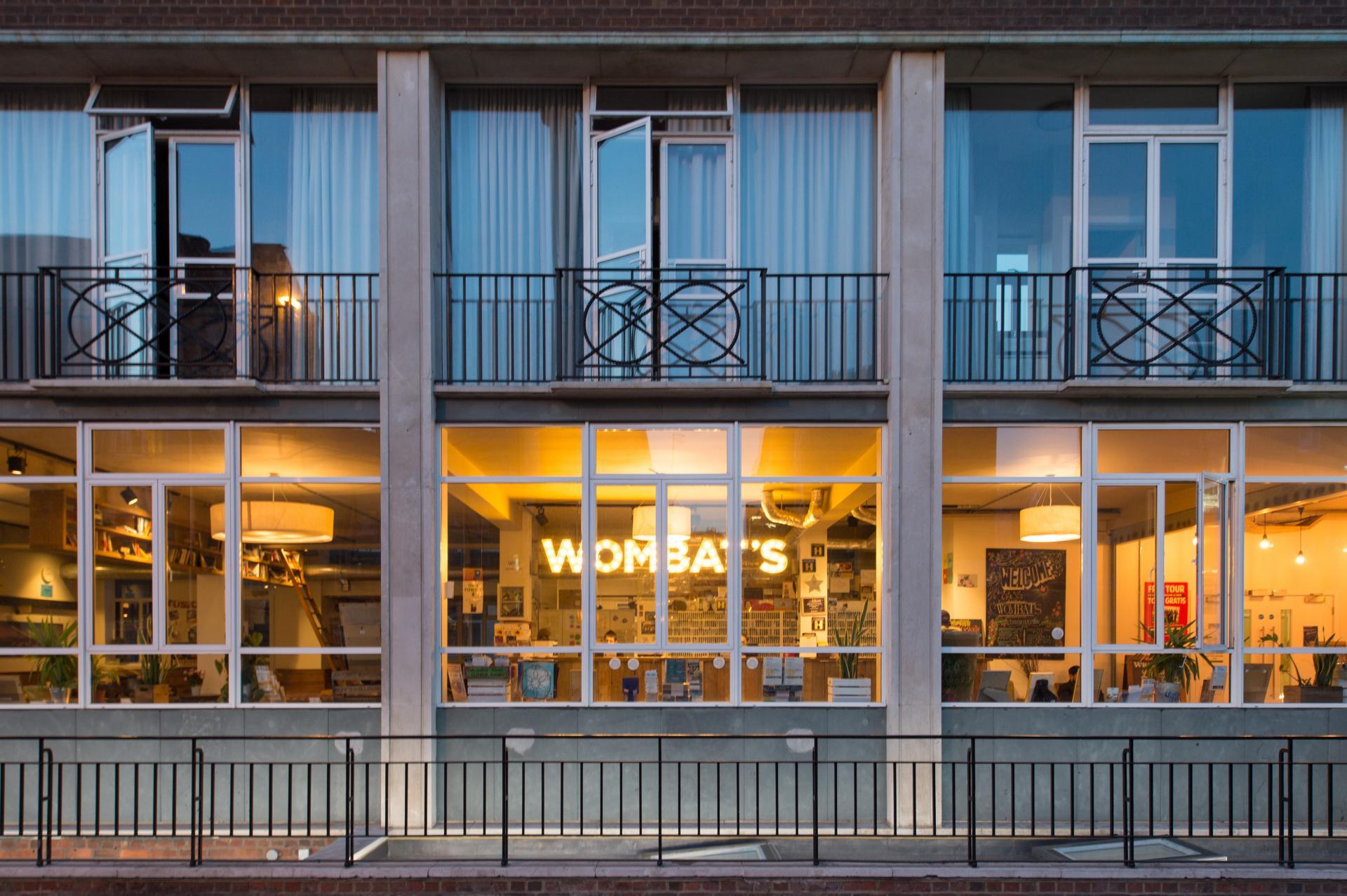 Wombat's CITY Hostel - London