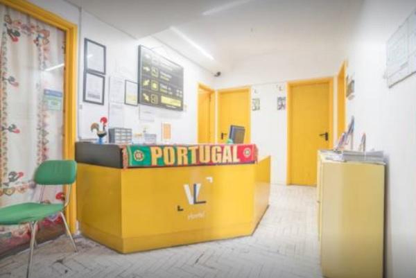 Vistas de Lisboa Hostel