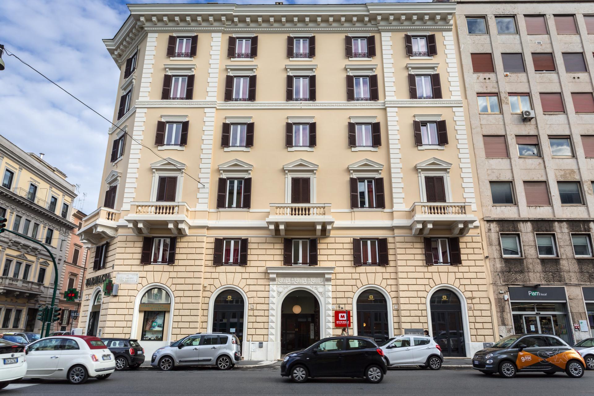 MEININGER Hostel Roma Termini