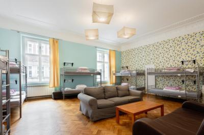 Hostels und Jugendherbergen - Dizzy Daisy Downtown Hostel