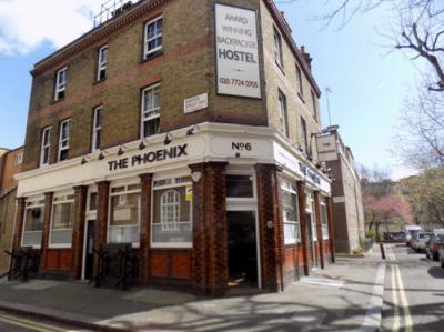 Hostels und Jugendherbergen - Phoenix Hostel London