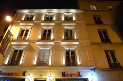 Hostels und Jugendherbergen - Woodstock Hostel Montmartre