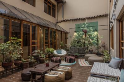 Hostels und Jugendherbergen - Selina Plaza De Armas Cusco