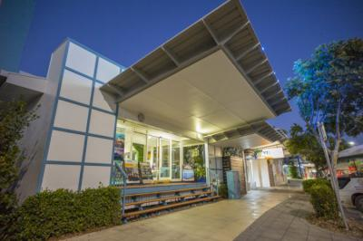 Hostels und Jugendherbergen - Hostel Cairns Central YHA