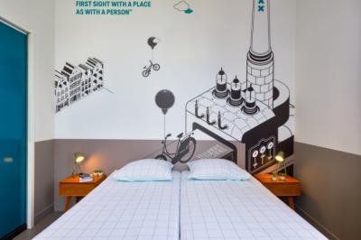 Hostels und Jugendherbergen - Hostel Stayokay Amsterdam Oost