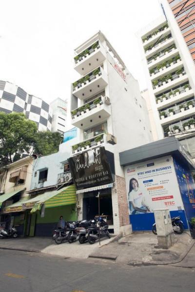 Hostels und Jugendherbergen - Wanderlust Saigon Hostel