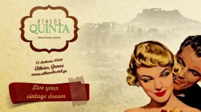 Hostels und Jugendherbergen - Hostel Athens Quinta