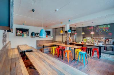 Hostels und Jugendherbergen - Cube Hostel Leuven