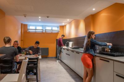 Hostels und Jugendherbergen - A&O Hamburg City Hostel