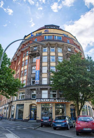 Hostels und Jugendherbergen - A&O Hamburg Hauptbahnhof Hostel